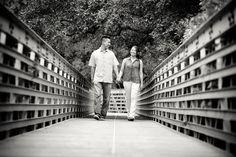 Boy Meets Girl: John + Mimi's Engagement Session at Walker Ranch Park in  San Antonio