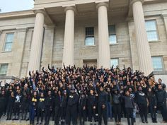 #IowaSupportsMizzou #ConceredStudent1950 We must love and support each other! We have NOTHING to lose but our chains