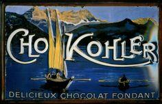 Cho Kohler Delicieux Chocolat Fondant - Chocolate - Food