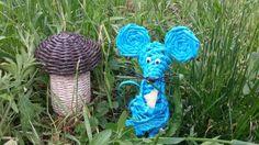 Myška a dubak