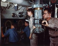 US sub training, Atlantic off Connecticut 1943