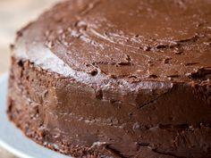 """Depression-Era Chocolate Cake a.k.a. """"Crazy Cake"""""""