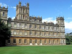 Make a trek across the pond to tour the locations that make up 'Downton Abbey.'