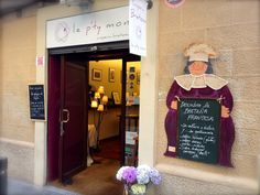 French Creperie in BCN - Le p'ty mon