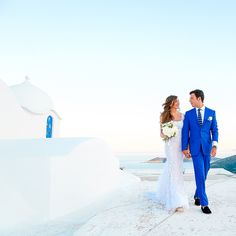 The most gorgeous Greek island destination wedding // my classmate  Nicoletta was married on the picturesque Greek island of Sifnos and her photographer captured her dreamy wedding τέλεια!!!