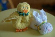 animalitos de toalla baby shower - Buscar con Google