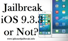 Will you Jailbreak iOS 9.3.3 or Not?Over the weekend, Pangu came with their latest tool release making jailbreak possible on iOS 9.2-iOS 9.3.3. But ... read more http://iphone6jailbreak.info/jailbreak-ios933-or-not