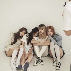'BLACKPINK IN YOUR AREA' Teaser Photoshoot Behind Cut.  Visit jisoofc.tumblr.com…