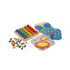 Eco Friendly Creative Peg Board for sale online Eco Friendly Paint, Eco Friendly Toys, Plan Toys, Wooden Pegs, Toys Online, Card Patterns, Shop Plans, Learning Toys, Different Patterns