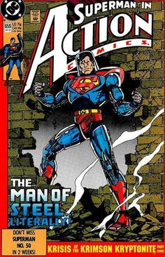 Marvel Not Signed Modern Age Superman Comics Comic Book Covers, Comic Books Art, Comic Art, Book Art, Action Comics, Dc Comics Art, Maggie Sawyer, Dc World, Adventures Of Superman