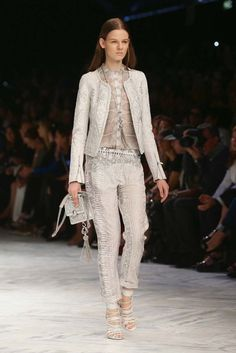 Roberto Cavalli  2014 I will take the handbag and shoes in a 7, thank you!