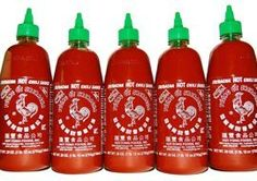 Who Drew the Sriracha Rooster? — Food News