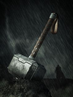 A New Marvel Character Is Now Worthy Of Wielding Mjolnir And You Will Never Guess Who It Is! Mjolnir has Rune Viking, Viking Sword, Hammer Marvel, Marvel X, New Marvel Characters, Marvel Universe, Power Rangers Comic, Snake Metal Gear, Thor Wallpaper