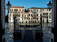 When Singapore-based Amanresorts signed on to turn the 16th-century Palazzo Papadopoli, one of Venice's most illustrious residences, into a 24-room luxury hotel, no expense—of time, money, or effort—was spared. After all, the Aman Canal Grande has to live up to its water views. Aman Canal Grande Venice, #Italy #iGottaTravel