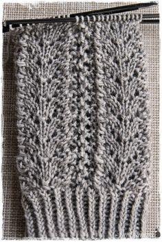 Lupasin laittaa pitsisukkien ohjeen tänne blogiin. Ohjeen saaminen kirjalliseen muotoon on jokseenkin haastavaa, sukkien mallit syntyvä... Knitting Charts, Knitting Stitches, Knitting Socks, Knitting Ideas, Crochet Socks, Diy Crochet, Knitted Hats, Handicraft, Fiber Art