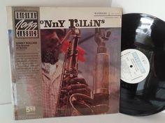 SONNY ROLLINS the sound of sonny, OJC 029 - JAZZ, BLUES, Jazz-rock-prog, nearly jazz and nearly blues!