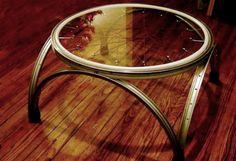 Bike rim table