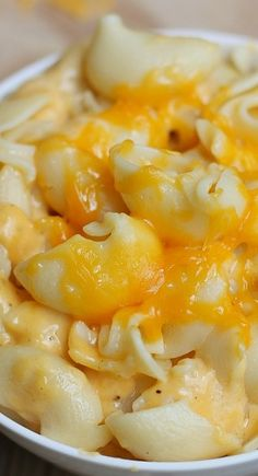 Over The Big Moon Homemade Mac and Cheese