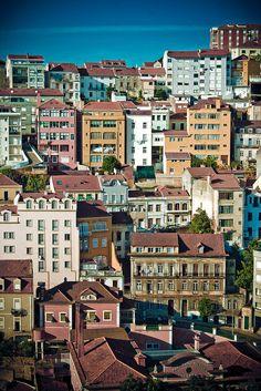 Coimbra, Portugal - my favorite European city