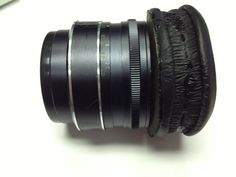 Make A Make A Macro Tilt Shift Lens From Old Headphones