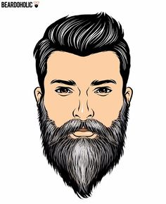 Even Flow - Full and Long Beard Styles Polished Beard
