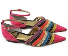 MARAIS - Louloux - Sapatos Colecionáveis