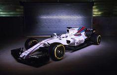 Williams FW40 race car for season 2017.