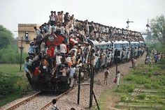 Some more madness: We prefer not to use the public transport in Indonesia