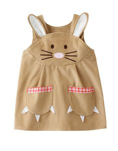 Easter outfit bunny rabbit girls costume by wildthingsdresses