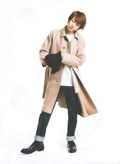 画像 Raincoat, Normcore, Actors, Guys, Aiba, Idol, Fashion, Rain Gear, Fashion Styles