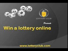 Want to win a lottery online? LotteryClub is offering best chance to win a lot of cash prizes.