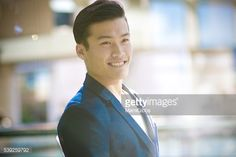 Stock Photo : Young asian business man#Ryohei.M(model)#MamiGibbs.Getty