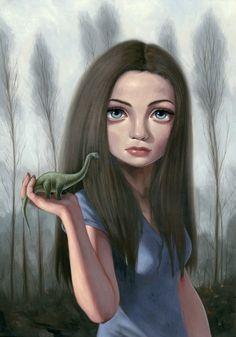 """Little Dinosaur"" - Ana Bagayan"