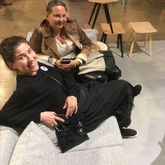 Lilja sofa at the Habitare Furniture Fair (Helsinki) 2017 Helsinki, Sofa Design, Product Launch, Fictional Characters, Furniture, Home Furnishings, Fantasy Characters, Arredamento