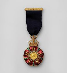 Knight Companion's badge of the Order of the Indian Empire London, 1878–1887. From the collection of A. Khazin (Moscow).
