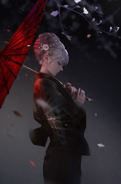 ArtStation - Breeze, yue yue