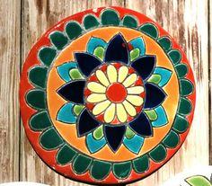 Mandala ceramica EB