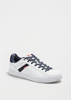 Classic White Sneaker By Levi's | rue21