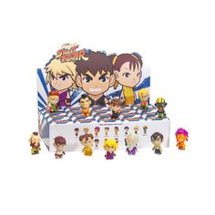 5) @KIDROBOT wasn't selling series1 anymore, so I was pretty excited to hear they were going to release #Streetfighter series2. Not sure if I wanted to chase down the rare characters vs getting the same ones I already had- so I held off...