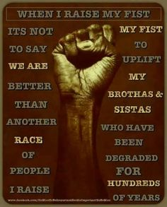 Black Supremecists need to remember this. Pride is powerful. Supremecy is nust delusional narcissism. Don't steal more from Native Americans. We've had enough stolen from us.