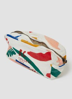 Matisse Pencil Case by Bobo Choses Genius Ideas, Color Stories, Purses And Bags, Pattern Design, Stationery, Tote Bag, My Style, Fabric, Diy Bags