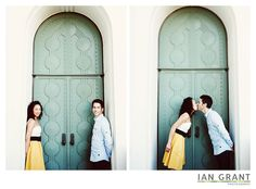 Griffith Park Observatory Engagement Photos – Molly and Sam - Ian Grant Photography « Ian Grant Photography