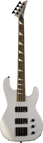 Jackson JS2 Concert Electric Bass Guitar Quicksilver by Jackson. $299.99. Want a bass with an attitude that won't break the bank? Grab Jackson's JS2 Concert Bass and unleash some fury. The Indian Cedro body sets a solid foundation for the fast-playing maple neck with compound radius fingerboard. The compound radius makes rhythm playing near the first few frets easier, and as you move up the neck the fingerboard gets flatter for faster runs and smoother string ...
