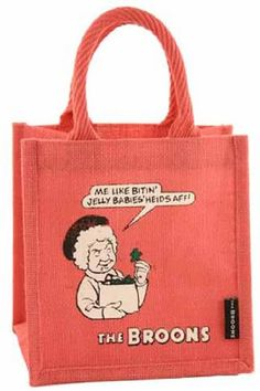 The Broons Jelly Babies Jute Gift Bag Http Www