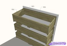 a Outdoor Furniture, Outdoor Decor, Outdoor Storage, Home Decor, Furniture Plans, Tv Unit Furniture, Entertainment Centers, Drill Bit, Decoration Home