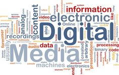 Digital Media - Word Cloud, how many of these can I tick off?