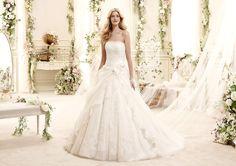 Fashion bride 2015 - Collection COLET. EDGARDA COAB15231IV. Wedding Dress Nicole.