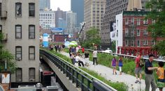 The Highline - Trains are out and pedestrians are in at this innovative Manhattan park.