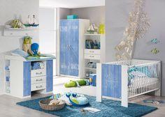 Babyzimmer Komplett Torben Weiß Blau 8443. Buy Now At Https://www.