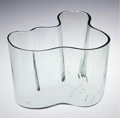 Alvar Aalto's Savoy Vase. 1936.